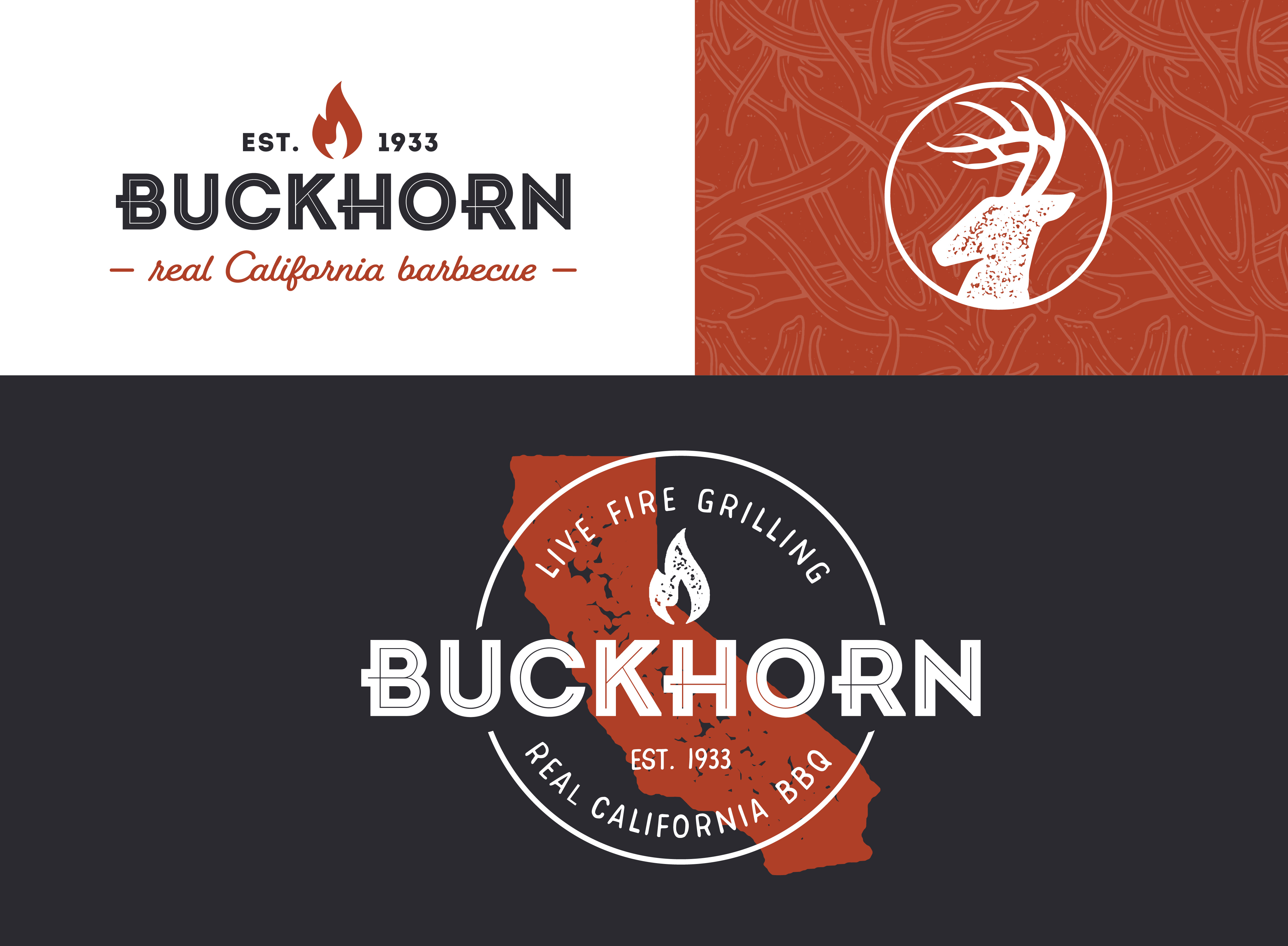Buckhorn Grill Scribe Creative Agency