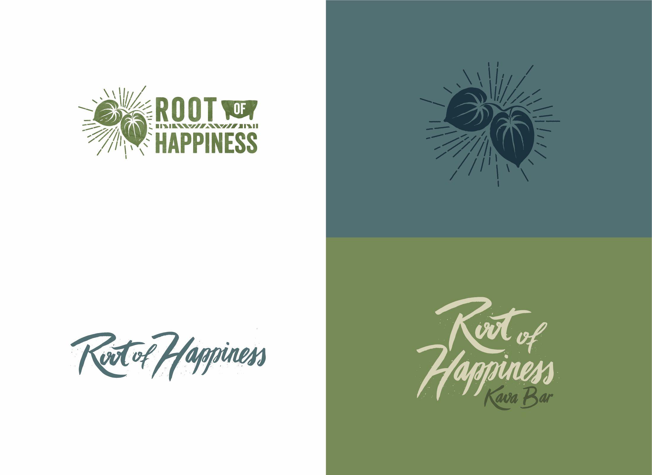 kava branding logo design