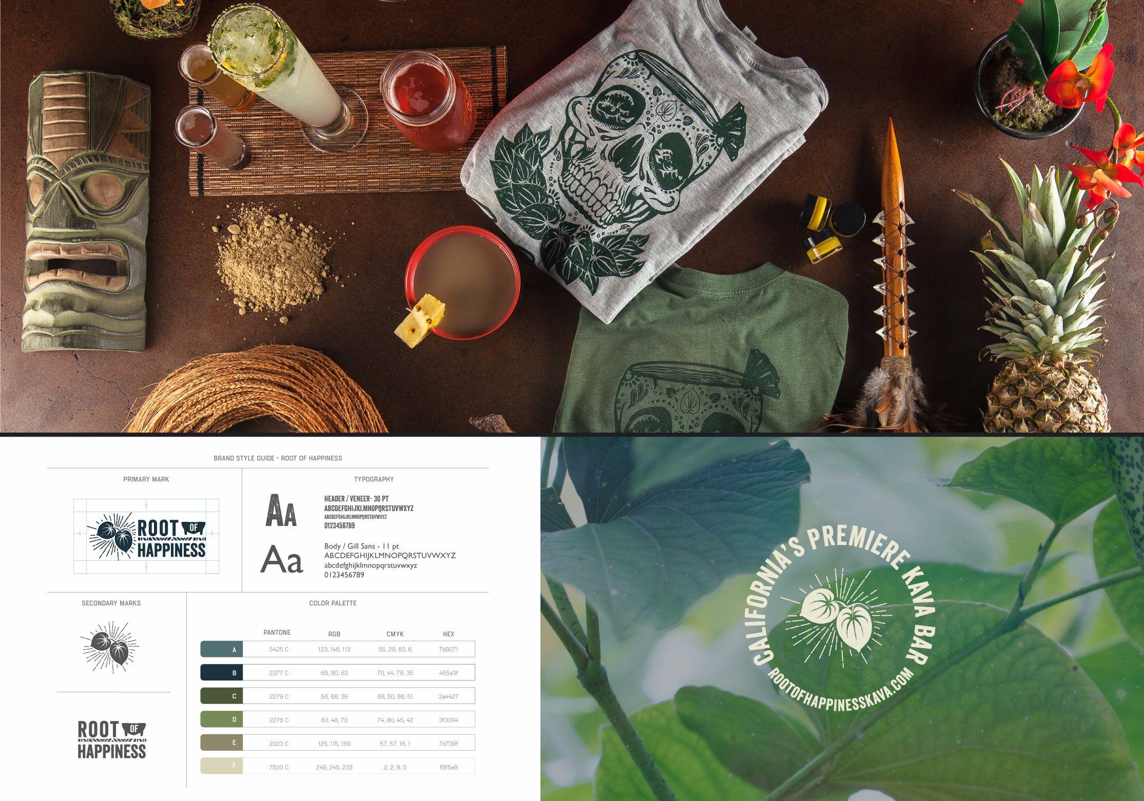 kava branding and logo design